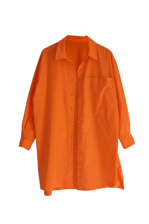 Hemd orange